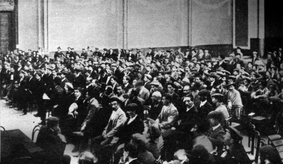 III Congrés Solidaridad Obrera, 1910