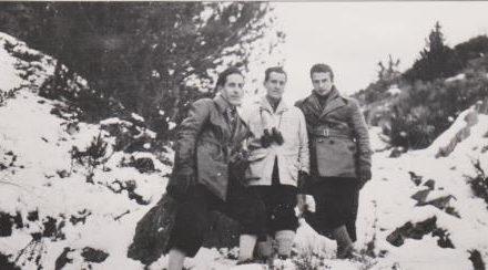 [Espolla, Alt Empordà] Homenatge a Celedonio García i Enrique Martínez