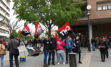[CNT Lleida] Conflicte sindical a Atento: Som Gestors No Teleoperadors