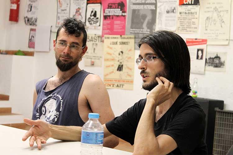 """[Entrevista] """"L'Ajuntament de Madrid ha actuat de forma covarda i perversa"""""""