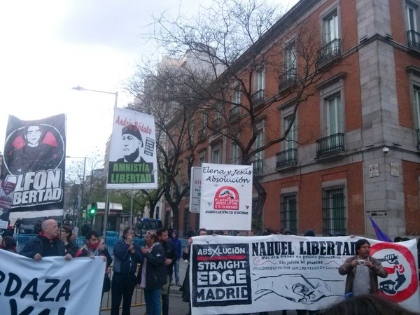 Institucions penitenciàries traslladaper quarta vegada en 10 mesos al pres políticNahuel