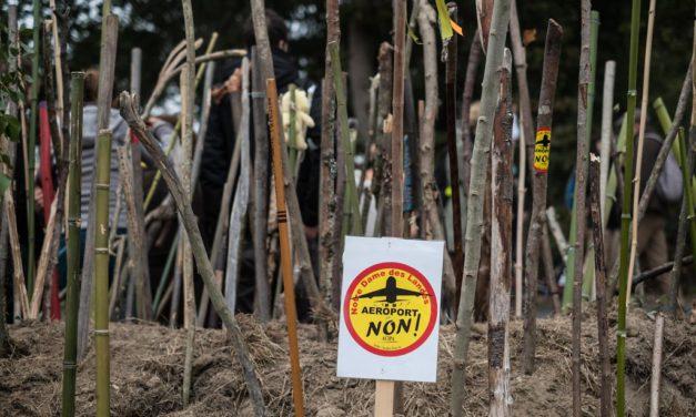 El territori perdut de l'Imperi: resistència a la ZAD de Notre-Dame-Des-Landes