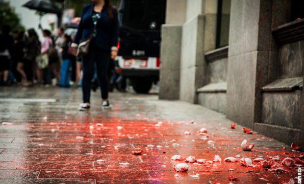 El temps just de la revolució (II.I) El terror al caos. Un món irrespirable.
