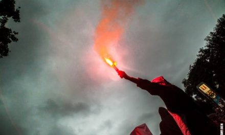 El justo tiempo de la revolución (I). Arrebatar las armas al enemigo. Contra la patria.