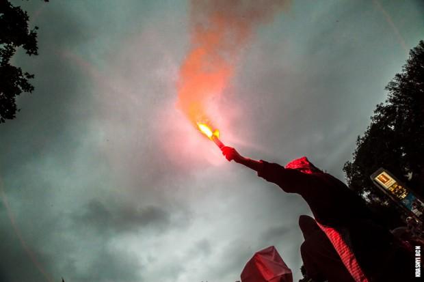 El temps just de la revolució (I) Arrabassar les armes a l'enemic. Contra la pàtria.
