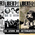 """[Cultura] Documental: """"El Libertario: 20 años de autogestión"""""""