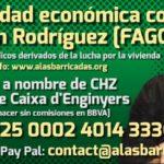 [Lluites]  Campanya solidària amb Ruyman Rodríguez de la FAGC