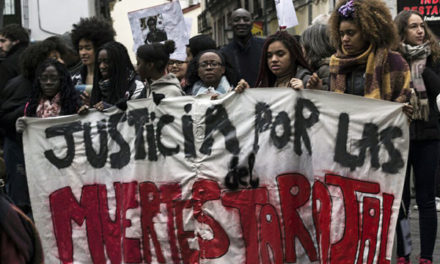 [Luchas] Marchas en distintos puntos del país recuerdan a los 15 inmigrantes africanos muertos en el Tarajal