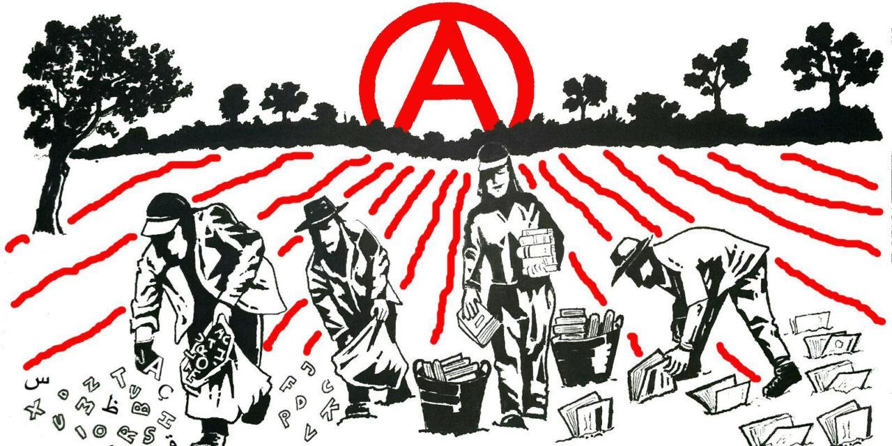 [Cultura] El panorama actual del libro anarquista. Buceando entre editoriales.