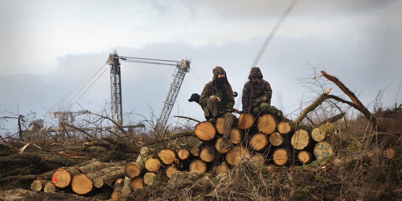[Territori] «El bosque al frente», la resistència a Hambach.