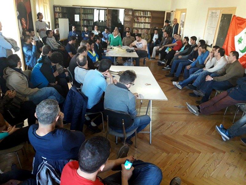[Internacional] El Rif se organiza frente al absolutismo del estado marroquí