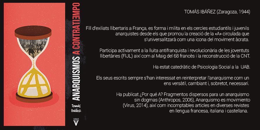 [Cultura] Reseña de Anarquismos a contratiempo de Tomás Ibáñez