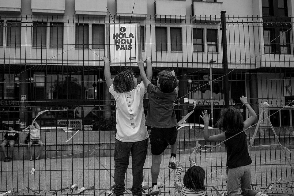 [Opinió] Ruïna, furor, fragmentació. Catalans, un esforç més…