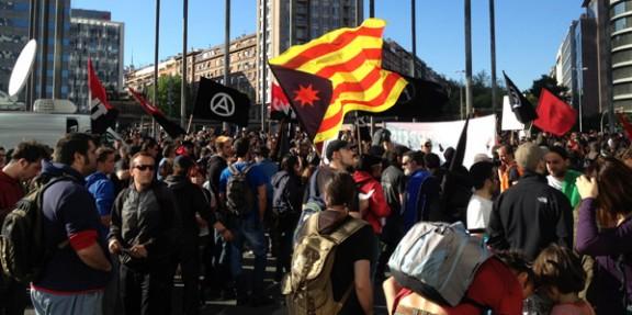 Catalunya y las anarquistas
