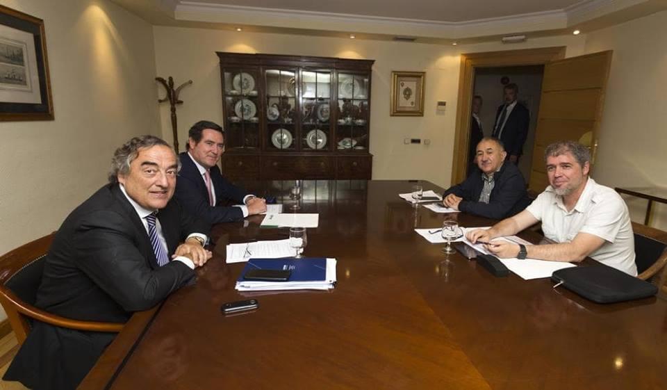 Comunicat davant el preacord assolit entre CCOO, UGT i la UPM per al nou conveni de la siderometal·lúrgia de Barcelona