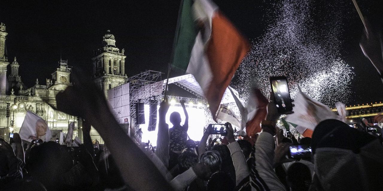 [Internacional] A vitória de López Obrador, a vitória da esquerda ou o reflexo de uma profunda crise do país?