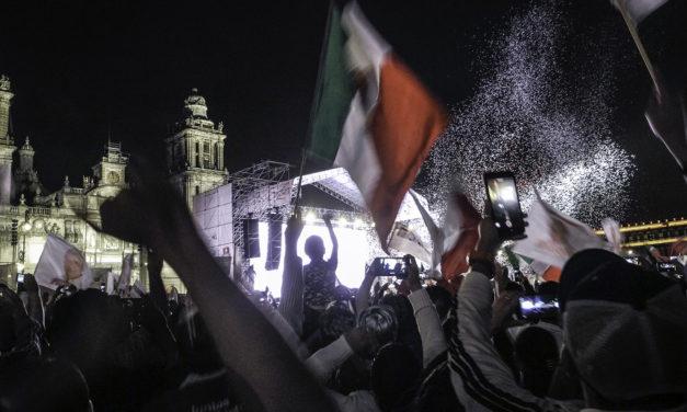[Internacional] La victòria de López Obrador, la victòria de l'esquerra o el reflex d'una crisi profunda de país?