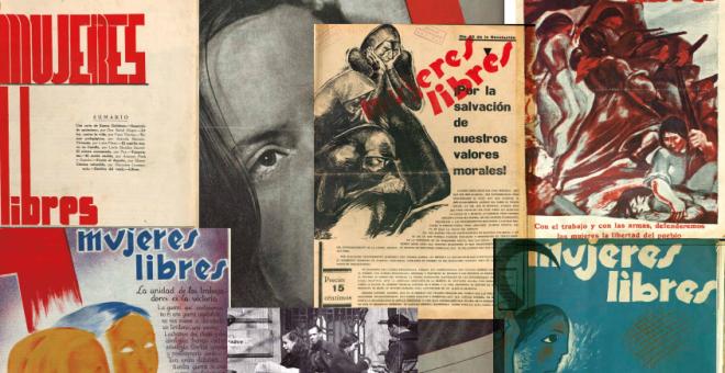 [Cultura] Exposició Mujeres Libres (1936-1939). Precursoras de un mundo nuevo