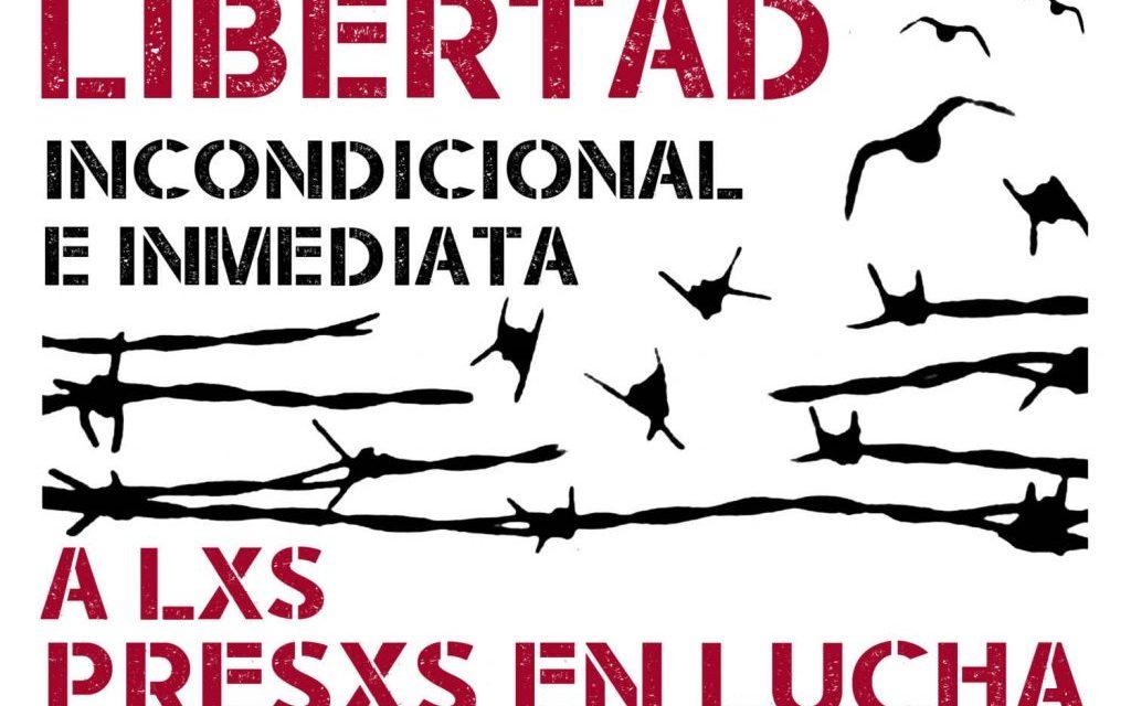 [INTERNACIONAL] A gairebé 60 dies de l'inici de la vaga de fam en els penals de l'Estat de Chiapas i sense respostes concretes en la resolució del conflicte.