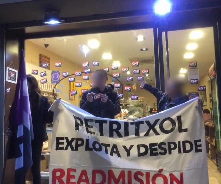 [Sindical] Petritxol: l'amargor de l'explotació en un negoci xocolater