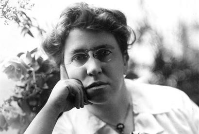 [Cultura] Emma Goldman i el seu amor per la vida
