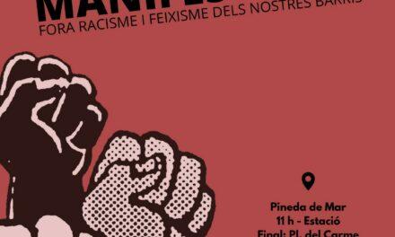 [Lluites] Manifest de l'acte fora racisme i feixisme dels nostres barris