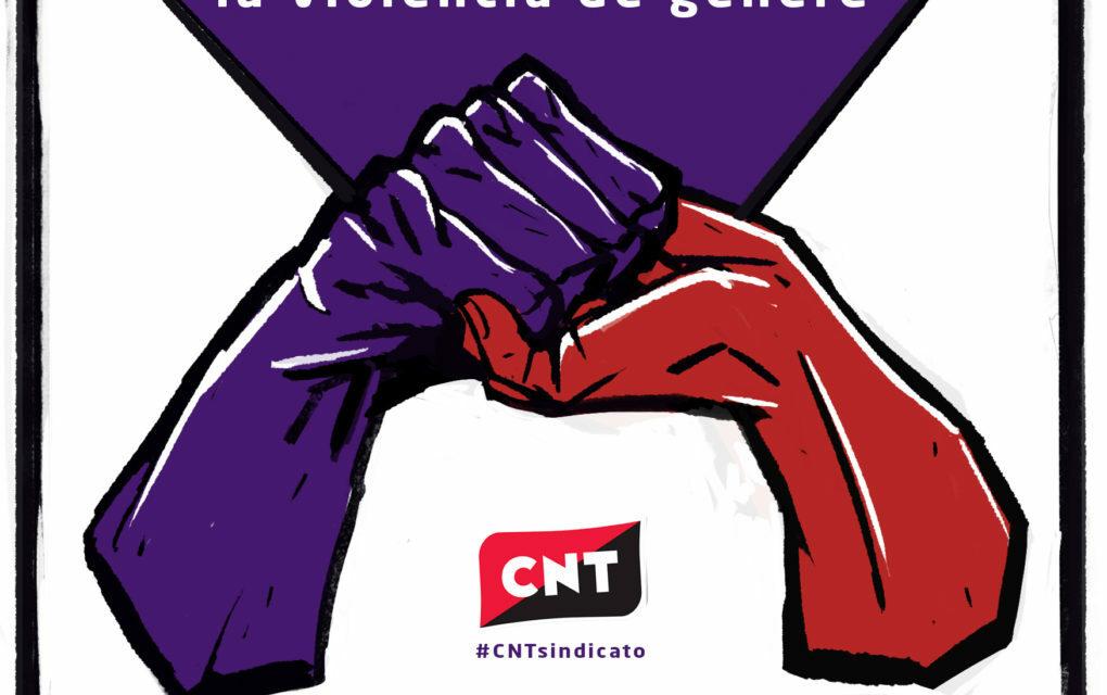 [Feminisme] 25N contra la violència masclista: comunicat de CNT